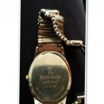 ساعت اصل برند رومانسون ،موتور سوییس
