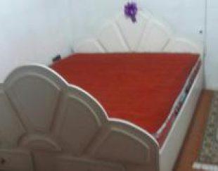 تخت خواب دونفره با تشک خوشخواب فنری طبی بالینو