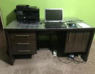 میز کار و صندلی
