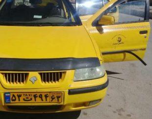 سمند تاکسی گردشی 85