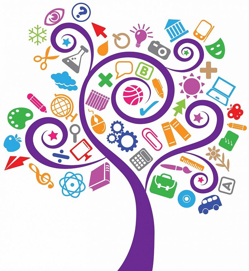 Learning Tree Colour high res - چگونگی تبلیغات آنلاین