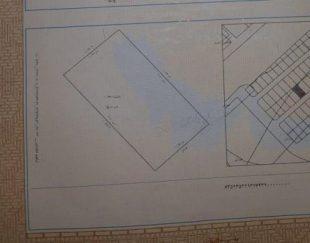 فروش زمین مسکونی 208 متر در شهرک گلستان