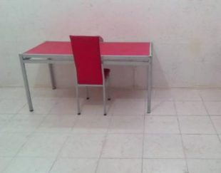 میز و صندلی تعداد