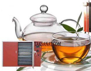 دستگاه های خطوط تولید دمنوش میوه و چای و کشک خشک کن