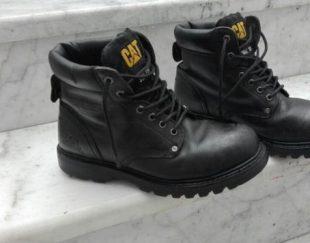 کفش ایمنی کا تر پیلا اور جینال اصلی