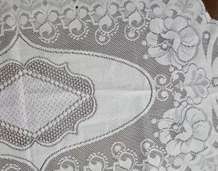 رومیزی اطلس پود