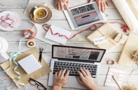 قوانین طراحی بنر در تبلیغات آنلاین