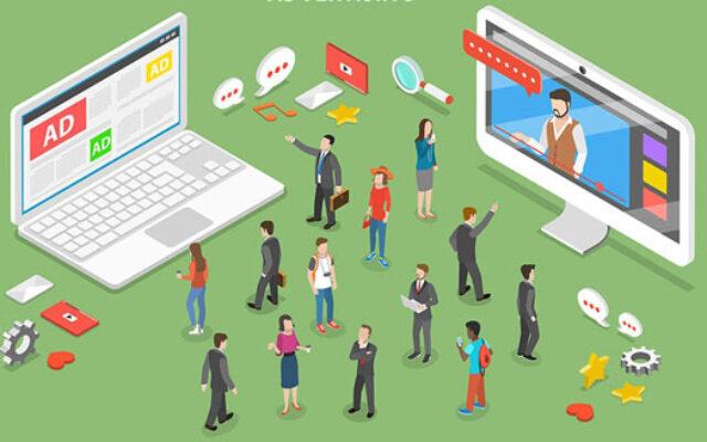 اهمیت تبلیغات در اینترنت