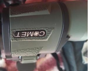 دوربین شکاری comet