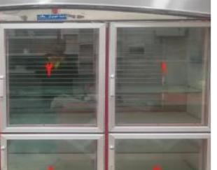 فروش یخچال 6 درب مخصوص سوپر مارکت