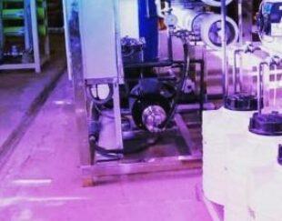 دستگاه تصفیه آب و آب شیرین کن صنعتی