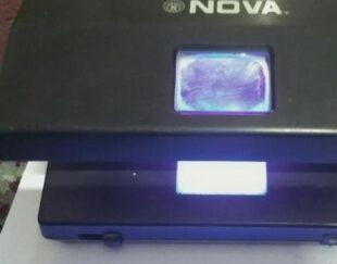 دستگاه تشخیص اسکناس در حد نو
