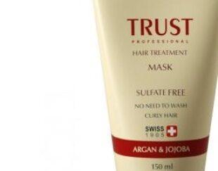 ماسک مو آرگان و جوجوبا بعد از حمام