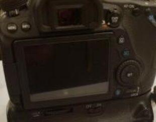 Canon eos 80d دوربین