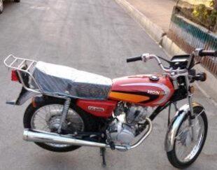 موتور سیکلت بلوچ مدل 91 نو نو عروسک