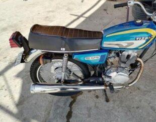 موتورسیکلت تمیز