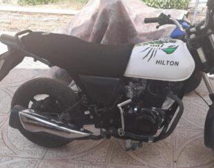 موتور سیکلت هیلتون 100