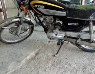 موتور سیکلت 200مدل 93