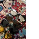 عینک طبی با لنز های مختلف