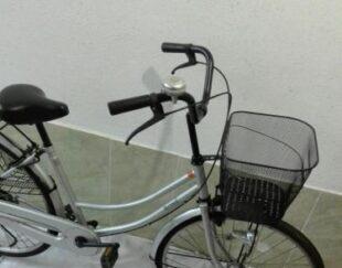 دوچرخه شهری کلاسیک در حد نو