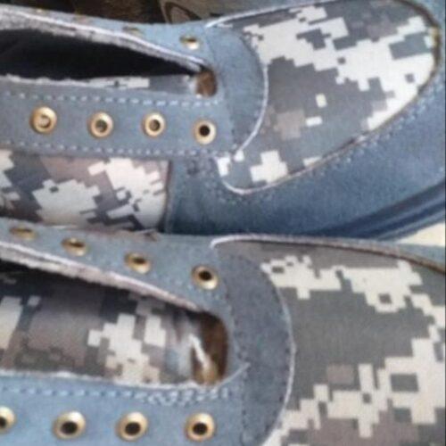 کفش استاد کار در حد خیلی عالی