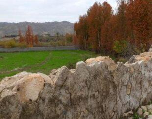 30000هزار متر باغ در کازرون روستای فتح آباد