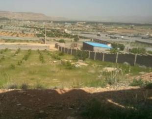 زمین باغشهر در بهترین منطقه شیراز