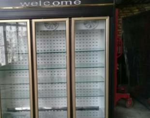 فروش یخچالهای درب دار مارکتی رستورانی و پرده هوا