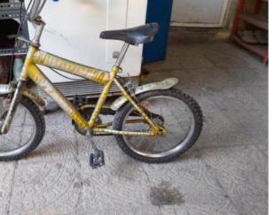 دوچرخه 16 بچه گانه کاملا سالم