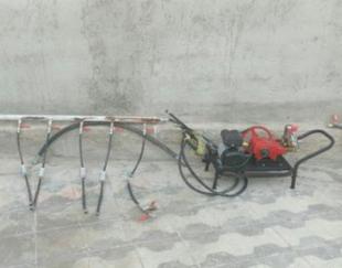 موتور کارواش و دستگاه گاز LPG خودرو