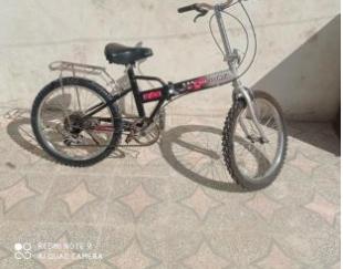 دوچرخه 20 دنده ای تاشو