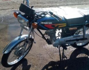 موتورسیکلت کویر مدل 89عروسک