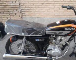 موتورسیکلت برمودا مدل92