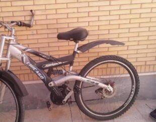 دوچرخه 26 دنده طرح قدیم