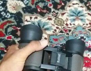 دوربین شکاری8در40بوشنل