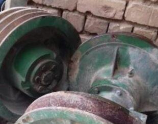 کمباین. فولی راه و کاور 1165