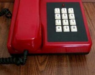 تلفن رومیزی