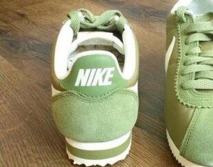کفش کتانی نایک اصل سایز 36.5 مدل classic cortez nylon
