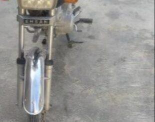 فروش یک دستگاه موتور سیکلت