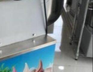 دستگاه بستنی در جشنواره