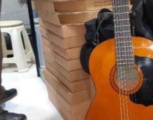 گیتارc40یاماها