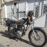 موتور سیکلت بکر 89