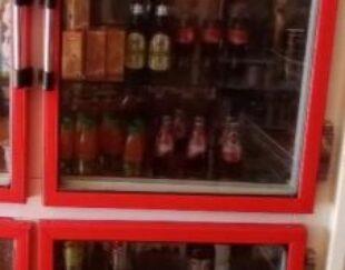 فروش یخچال ویترین جا کیکی شیرینی