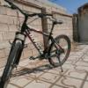 یک دوچرخه مدل المپیاد تایر عقب نو درحد نو