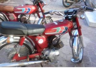 فروش فوری دودستگاه موتورسیکلت یاماها وای دی ژاپنی