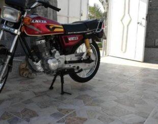 موتور 150 کویر در حد صفر مدل 95