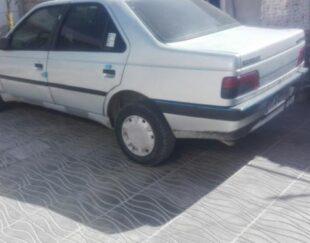 فروش پژو مدل 91
