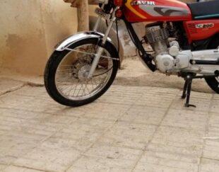موتورسیکلت200مدل95