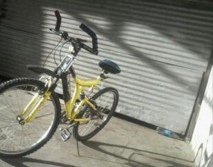 دوچرخه 26 المپیا درحد نو و بدون یک ریال خرج