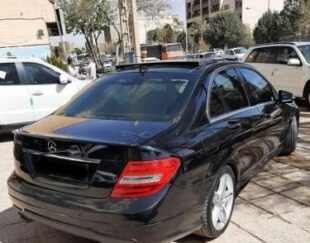 Benz C200 2012